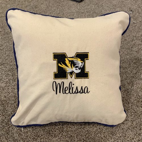 Canvas Pillow